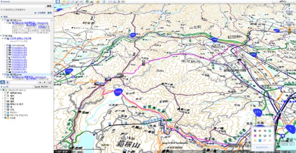 【電子地形図25000の使い方】簡単便利!登山の地 …